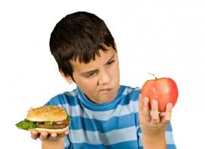 Подросток и правильное питание